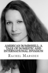 Americal Bombshell Book Cover